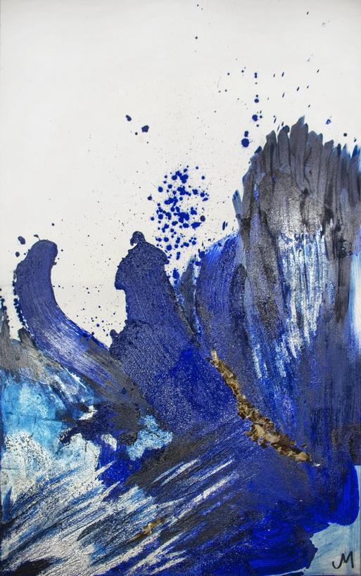 Lave bleu 1 146 h x 89 l